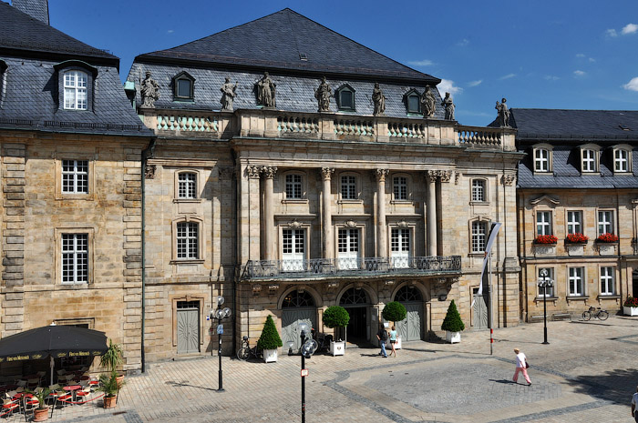 На ремонт театра Вагнера в Байройте уйдет восемь лет и 30 млн. евро