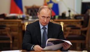 В.Путин провел совещание о развитии портов Азово-Черноморского бассейна