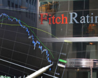 Fitch: Рост корпоративного кредитования в банках составил лишь 1%