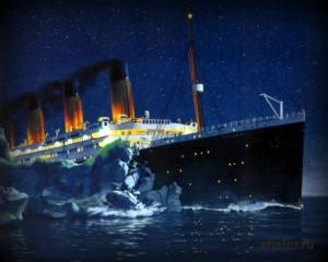 Построенный китайцами новый «Титаник» утонет в шведской мебели