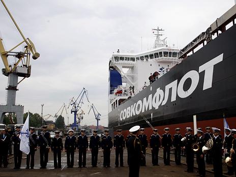 «Совкомфлот» потратит на новые танкеры и газовозы 36 млрд. руб.