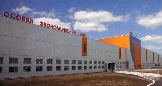 В «Алабуге» построят частный индустриальный парк