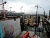 Строители Петербурга стоят на грани разорения