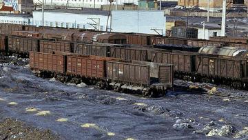 РЖД построят инфраструктуру для вывоза угля с Элегестского месторождения