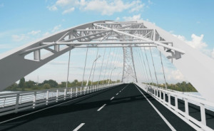 Мостотрест построит мост через Волгу за 13 млрд. рублей