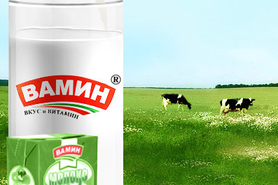 Наследник «Вамина» рассчитывает занять 5% рынка молочных продуктов России