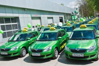 «Юг-Авто» поставила 80 авто в службу аэропортовых такси