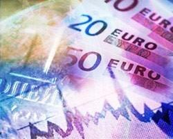 Евро остановил рост на данных промышленности