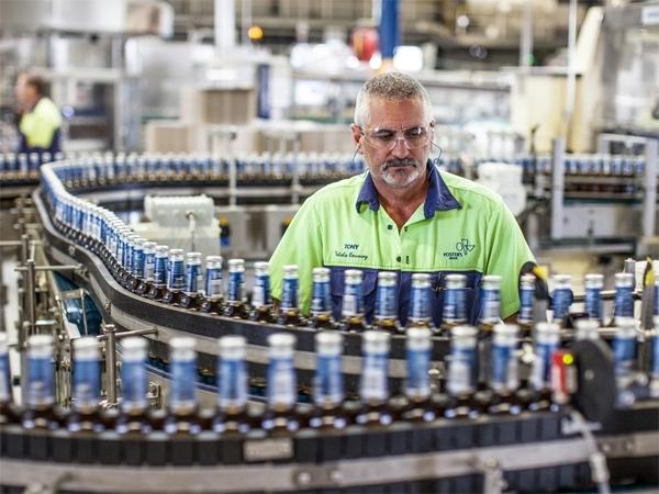 SABMiller нарастил прибыль за полугодие благодаря Африке