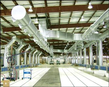 Какой должна быть идеальная промышленная вентиляция?