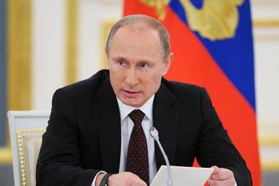В.Путин 5 ноября встретится с участниками проекта