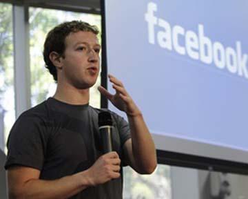Доходы Марка Цукерберга не дают СМИ покоя