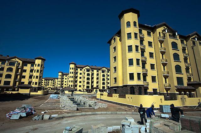 За годы строительного бума в Китае 64 миллиона семей потеряли землю и дома