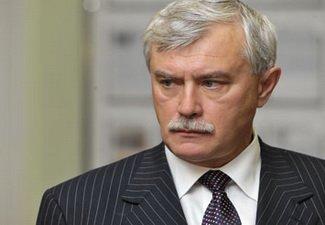 Г.Полтавченко предложил малому бизнесу налоговый выбор