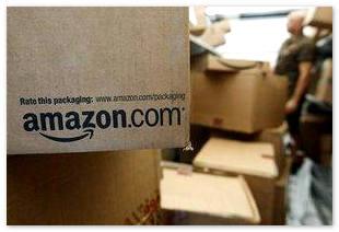 Amazon будет доставлять посылки на беспилотниках