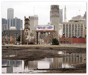 Суд в США признал Детройт городом-банкротом
