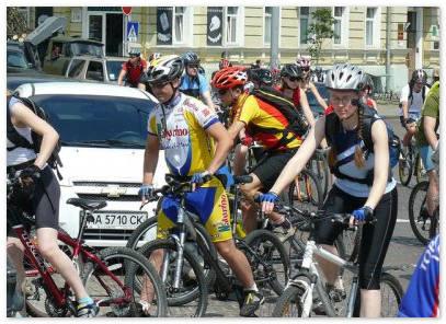 Продажи велосипедов в Европе превышают автомобильные