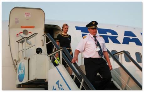 Иностранных пилотов допустят к работе в Российских авиакомпаниях