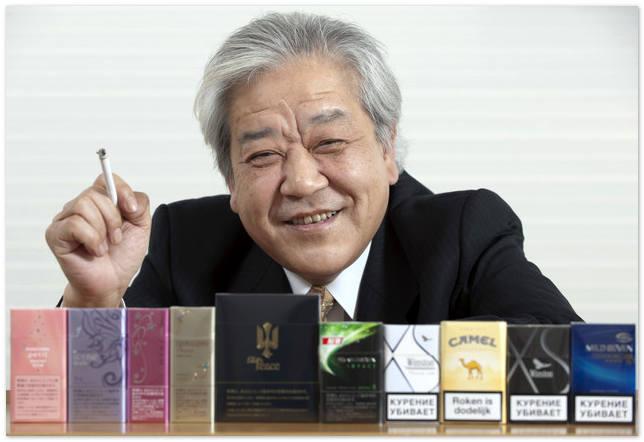 Российский дистрибьютор переходит в собственность Japan Tobacco и Philip Morris