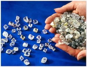 АЛРОСА наращивает объемы продаж алмазов