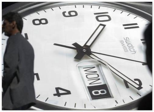 В Швейцарии сгорел цех по производству часовых механизмов Swatch