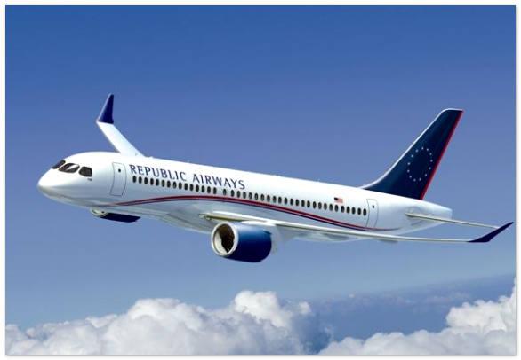 Bombardier получила твердый заказ на сумму 2,2 млрд. долл.
