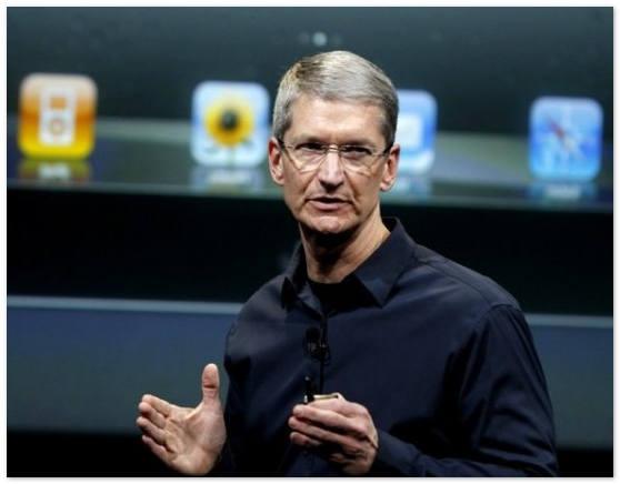 Глава Apple рассказал сотрудникам о своих планах
