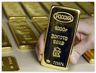 Золотовалютные резервы РФ за неделю выросли на 3,1 млрд. долл.