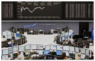 Рынок акций закрылся нейтрально на низких объемах торгов