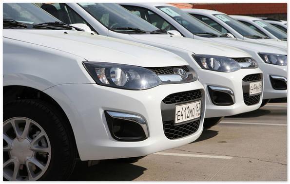 Автоваз снизил продажи в РФ на 15% в 2013 году