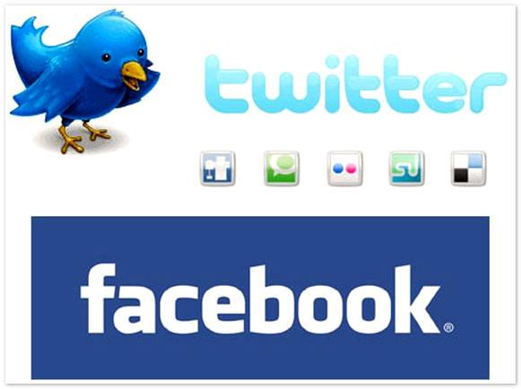 Twitter и Facebook одержали победу над