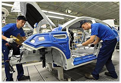 Российский автопром получит для поддержания 270 миллиардов рублей в качестве субсидий.