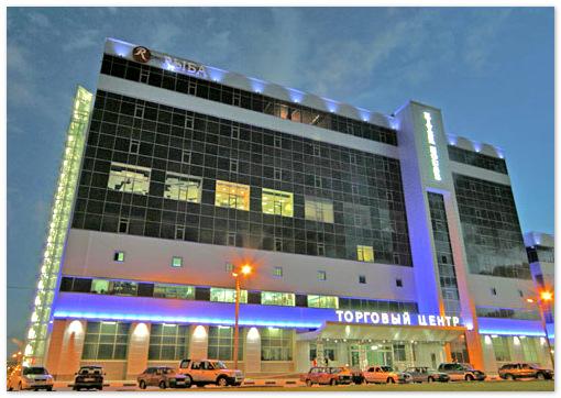 Jensen Group вложит в развитие торгово-офисного центра River House 10 млн долл.