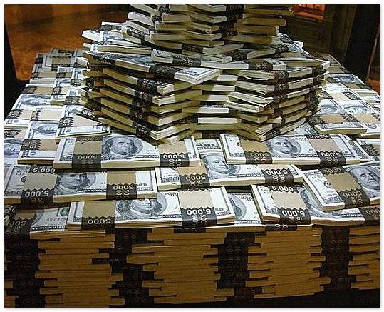 81 млрд. долларов получили главы крупнейших компаний США в результате рост цен на акции
