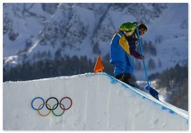 Олимпиада продолжает придавать силы рублю и бирже