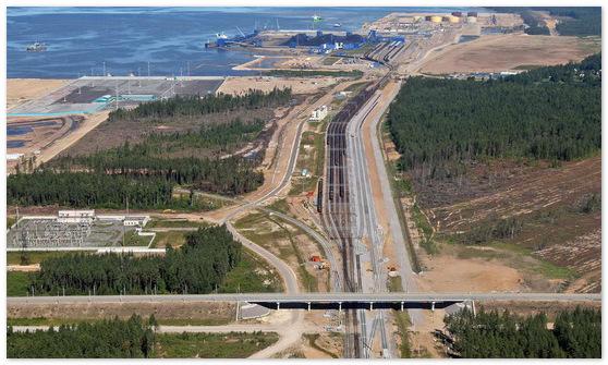 Якорный проект индустриальной зоны может потянуть Усть-Лугу на дно