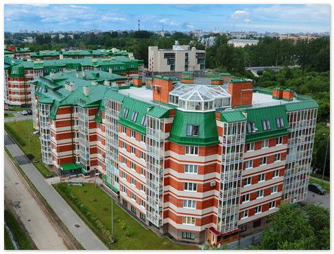 Застройщики Петербурга увидели потолок роста