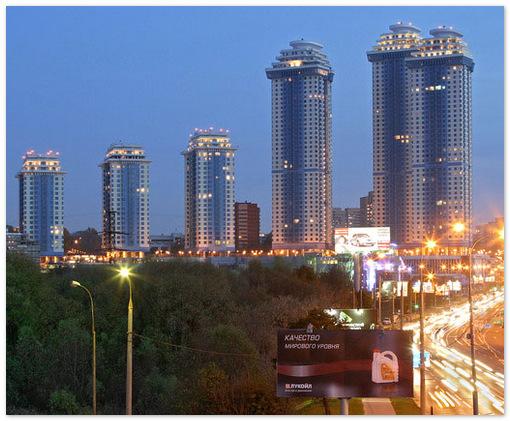 Москва опустилась на девятое место в мире по ценам на элитное жилье
