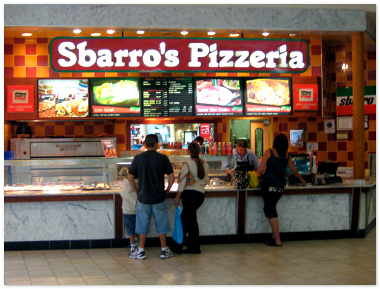 Компания Sbarro готовится к банкротству
