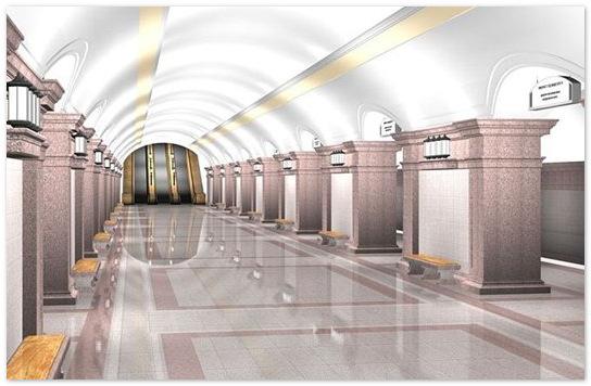 Строители метро в Москве решили заменить украинских поставщиков российскими