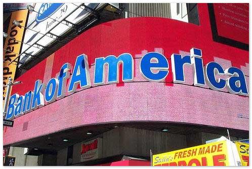 Bank of America выплатит $9,5 млрд. по ипотечному иску
