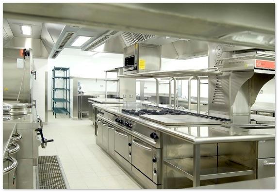 Организация ресторана: выбор оборудования для кухни