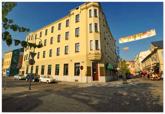 Владелец гостиницы в Чехии отказался пускать россиян из-за Крыма