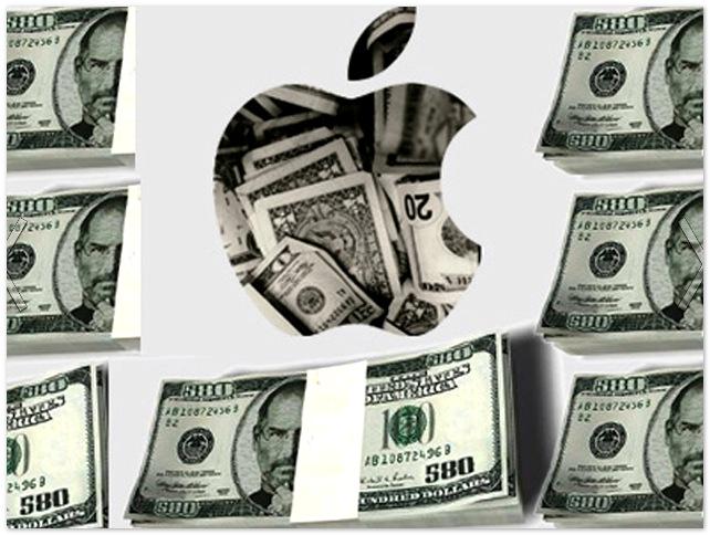 Слабая отчетность может заставить Apple увеличить buyback на $30 млрд.