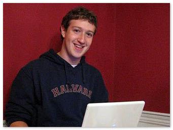 Facebook снизил вознаграждение Цукербергу на 67%