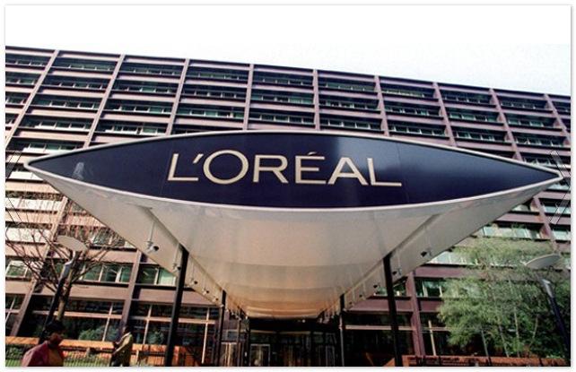 Выручка L'Oreal в I квартале 2014г. уменьшилась на 2,2% - до 5,64 млрд. евро