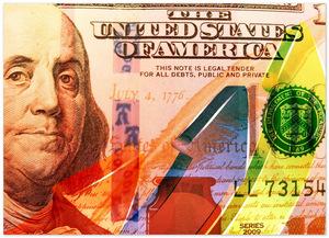 Официальный курс доллара к рублю вырос на 7,89 коп. - до 34,7794 руб./долл.
