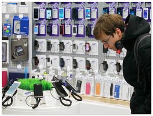 Нижегородский рынок мобильной электроники отстает по темпам роста от показателей рынка ПФО