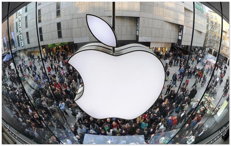 Компания Apple готовит почву для