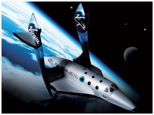 Virgin Galactic разрешили возить космических туристов